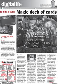 Magic: The Gathering - Duels of the Planeswalkers 2012 Review