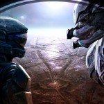The cover of Halo: Glasslands. Image sourced from the Tor Forge website.