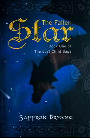 Cover image of The Fallen Star, by Saffron Bryant.