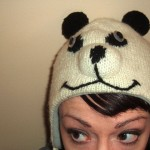 avatar-panda hat closeup