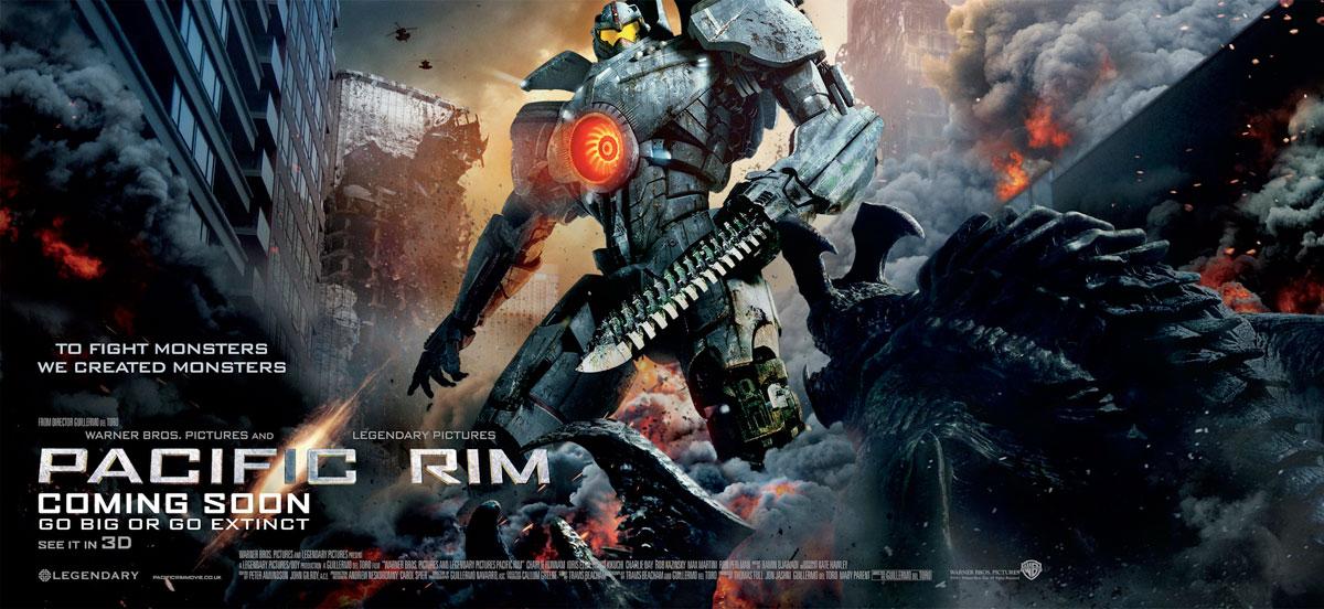3 Reasons Why Pacific Rim Saved The Sword 'Til Last - GM ... Pacific Rim Jaeger Gypsy Danger Sword