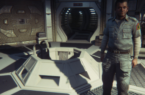Alien: Isolation - Crew Expendable - The Ladder